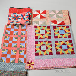 Four Mennonite Quilts