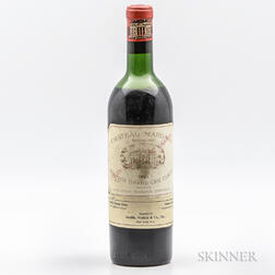 Chateau Margaux 1961, 1 bottle