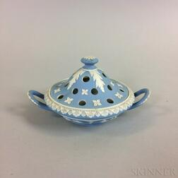 Wedgwood Light Blue Jasper Dip Potpourri