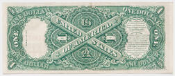 1917 $1 Legal Tender Note, Fr. 39