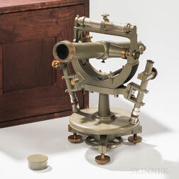 Fauth & Company Surveyor's Theodolite