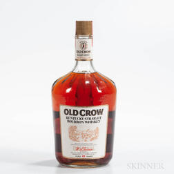 Old Crow 6 Years Old, 1 1/2 gallon bottle