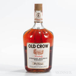 Old Crow 4 Years Old, 1 1/2 gallon bottle