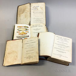 Four Early Cookbooks