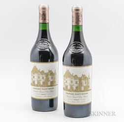 Chateau Haut Brion 2005, 2 bottles