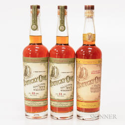 Mixed Kentucky Owl, 3 750ml bottles