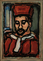 Georges Rouault (French, 1871-1958)      Juge