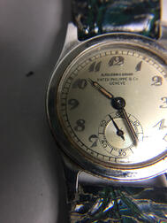 Patek Philippe & Co. Stainless Steel Waterproof Manual-wind Wristwatch