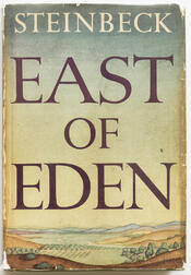 Steinbeck, John (1902-1968) East of Eden.