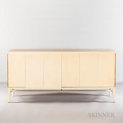 Paul McCobb for Calvin Irwin Collection Low Chest of Drawers