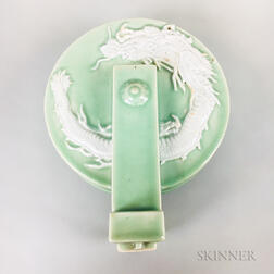 Celadon-glazed Well Pulley