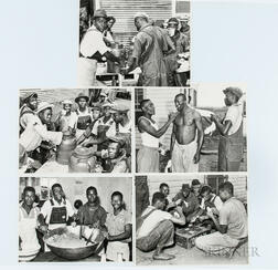 Ten Press Photos of Caribbean Farm Workers