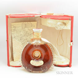Remy Martin Louis XIII, 1 4/5 quart decanter (pc)