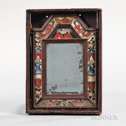 Miniature Courting Mirror