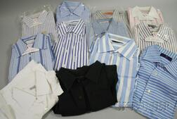 Group of Men's Designer Clothing and Accessories