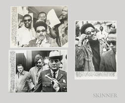 Four H. Rap Brown Items
