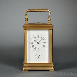 Henry Capt Hour-repeating Carriage Clock