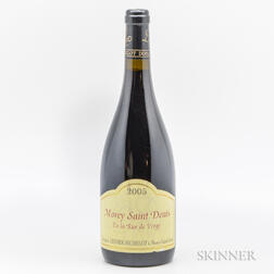 Lignier Michelot Morey St. Denis En Rue de Vergy 2005, 1 bottle