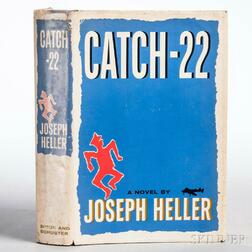 Heller, Joseph (1923-1999) Catch-22  , First Edition.