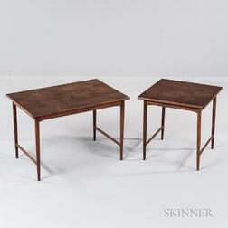 Two Hans Christian Andersen Low Tables