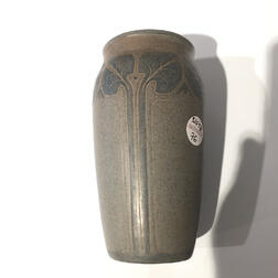 Maude Milner and Sarah Tutt Marblehead Pottery Vase
