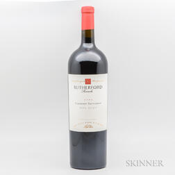 Rutherford Ranch Cabernet Sauvignon 2009, 1 double magnum