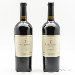 Peter Michael Au Paradis 2012, 2 bottles