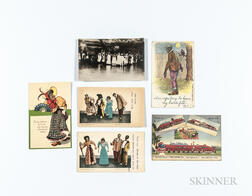 Six Postcards