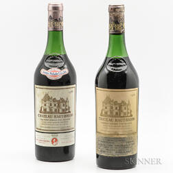 Chateau Haut Brion 1966, 2 bottles