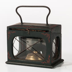 D.L. Jaques Patent Improved Stove-Lantern