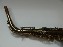 Alto Saxophone, Selmer Mark VI, Paris, 1960