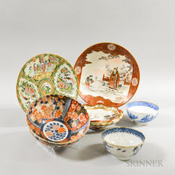 Group of Asian Export Ceramic Items