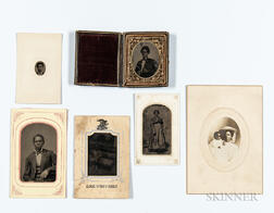 Six Images of African Americans
