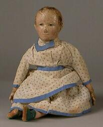Izannah Walker Boy Doll with Paper Label