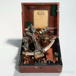 Heath & Co. Anodized Sextant