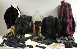 Group of Antique Clothing and Accessories