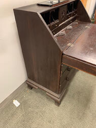 Brown-painted Desk