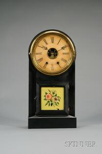 """Eight Day Mantel, Spring"" Clock by the Terry Clock Company"