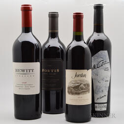 California Reds, 4 bottles