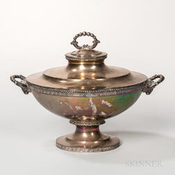 Tiffany & Co. Silver Soup Tureen