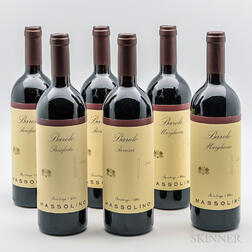Massolino Horizontal, 6 bottles