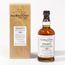 Balvenie Thirty 30 Years Old, 1 750ml bottle (owc)