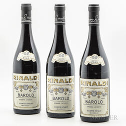 Rinaldi Barolo Brunate Le Coste 2005, 3 bottles