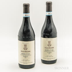 Vajra Barbera dAlba Superiore 2010, 2 bottles