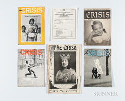Five Issues of The Crisis