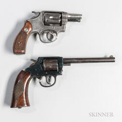 Two Double-action Revolvers