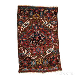 Kuba Rug with Kasim Ushag Design
