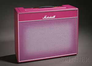 English Amplifier, Marshall Amplification pcl, Bletchley, 2010