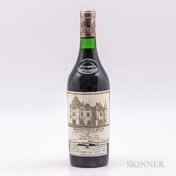 Chateau Haut Brion 1976, 1 bottle