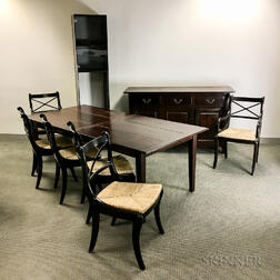 Group of Contemporary Furniture